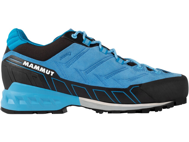 Mammut Kento Low GTX Chaussures Femme, dark whisper/black